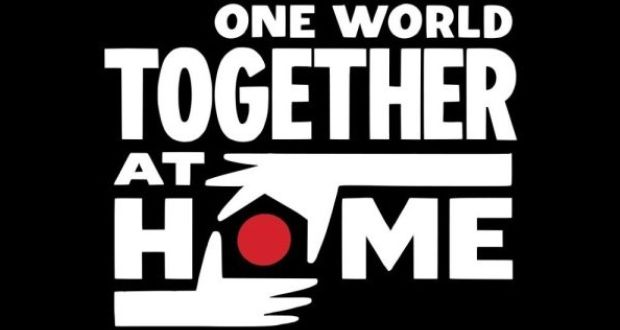 One World, Together at Home